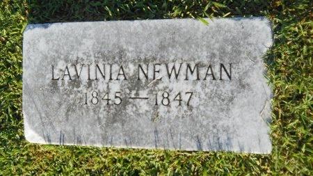 NEWMAN, LAVINIA - Warren County, Mississippi | LAVINIA NEWMAN - Mississippi Gravestone Photos