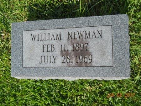 NEWMAN, WILLIAM - Warren County, Mississippi   WILLIAM NEWMAN - Mississippi Gravestone Photos