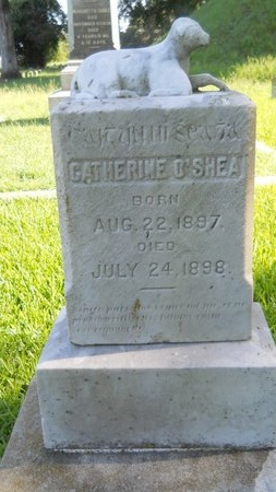O'SHEA, CATHERINE - Warren County, Mississippi | CATHERINE O'SHEA - Mississippi Gravestone Photos