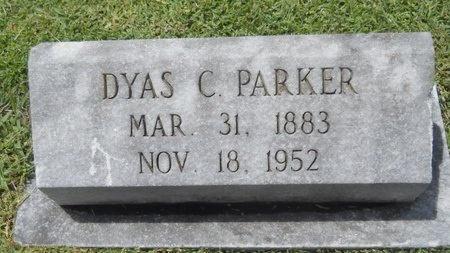 PARKER, DYAS C - Warren County, Mississippi   DYAS C PARKER - Mississippi Gravestone Photos