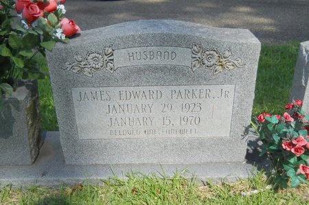 PARKER, JAMES EDWARD, JR - Warren County, Mississippi | JAMES EDWARD, JR PARKER - Mississippi Gravestone Photos
