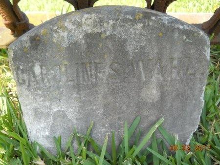 WAHL, CAROLINE S - Warren County, Mississippi   CAROLINE S WAHL - Mississippi Gravestone Photos