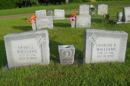 WILLIAMS, CHARLSIE R - Warren County, Mississippi | CHARLSIE R WILLIAMS - Mississippi Gravestone Photos