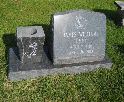"WILLIAMS, JAMES ""JIMMY"" - Warren County, Mississippi | JAMES ""JIMMY"" WILLIAMS - Mississippi Gravestone Photos"