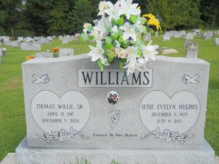WILLIAMS, THOMAS WILLIE, SR - Warren County, Mississippi | THOMAS WILLIE, SR WILLIAMS - Mississippi Gravestone Photos