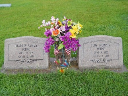 YOUNG, FLOY - Warren County, Mississippi | FLOY YOUNG - Mississippi Gravestone Photos