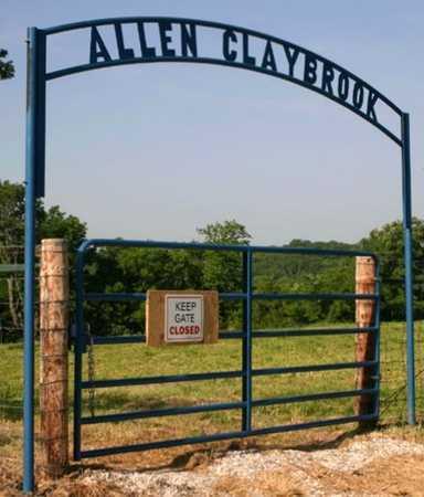 *, CEMETERY GATE - Adair County, Missouri | CEMETERY GATE * - Missouri Gravestone Photos