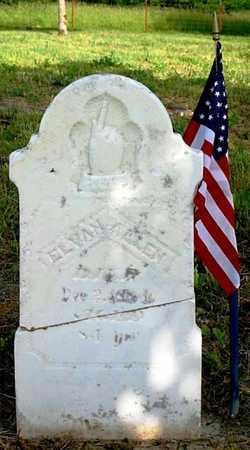 ALLEN, ELVAN SR - Adair County, Missouri | ELVAN SR ALLEN - Missouri Gravestone Photos