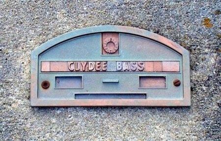 BASS, CLYDE EVERETT - Adair County, Missouri   CLYDE EVERETT BASS - Missouri Gravestone Photos