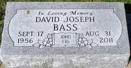 BASS, DAVID JOSEPH - Adair County, Missouri | DAVID JOSEPH BASS - Missouri Gravestone Photos