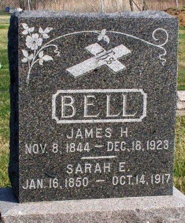 BELL, JAMES HENRY SR - Adair County, Missouri | JAMES HENRY SR BELL - Missouri Gravestone Photos