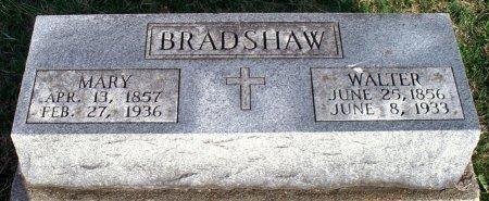 BRADSHAW, MARY A. - Adair County, Missouri | MARY A. BRADSHAW - Missouri Gravestone Photos