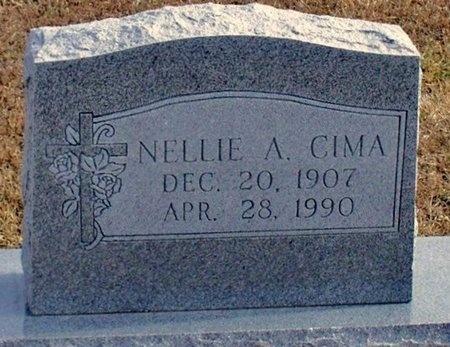 CIMA, NELLIE - Adair County, Missouri | NELLIE CIMA - Missouri Gravestone Photos