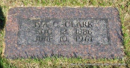 CLARK, IVA C - Adair County, Missouri | IVA C CLARK - Missouri Gravestone Photos
