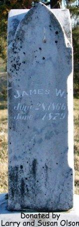 CLAYBROOK, JAMES W - Adair County, Missouri | JAMES W CLAYBROOK - Missouri Gravestone Photos