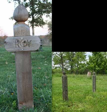 CLAYBROOK, ROY ORAL - Adair County, Missouri   ROY ORAL CLAYBROOK - Missouri Gravestone Photos
