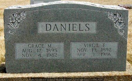 DANIELS, GRACE MABEL - Adair County, Missouri | GRACE MABEL DANIELS - Missouri Gravestone Photos