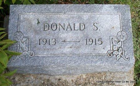 EVERHART, DONALD SAMUEL - Adair County, Missouri   DONALD SAMUEL EVERHART - Missouri Gravestone Photos