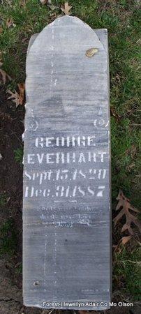 EVERHART, GEORGE (ENHANCED) - Adair County, Missouri   GEORGE (ENHANCED) EVERHART - Missouri Gravestone Photos