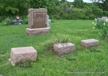 FARMER, NAOMI (OVERVIEW) - Adair County, Missouri | NAOMI (OVERVIEW) FARMER - Missouri Gravestone Photos