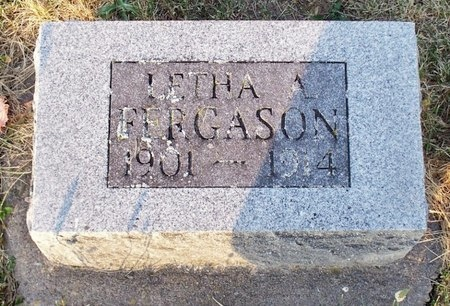 FERGASON, LETHA A. - Adair County, Missouri | LETHA A. FERGASON - Missouri Gravestone Photos