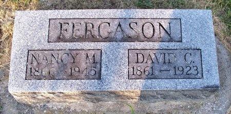 FERGASON, NANCY M. - Adair County, Missouri | NANCY M. FERGASON - Missouri Gravestone Photos