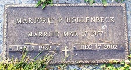 HOLLENBECK, MARJORIE PAULINE - Adair County, Missouri | MARJORIE PAULINE HOLLENBECK - Missouri Gravestone Photos