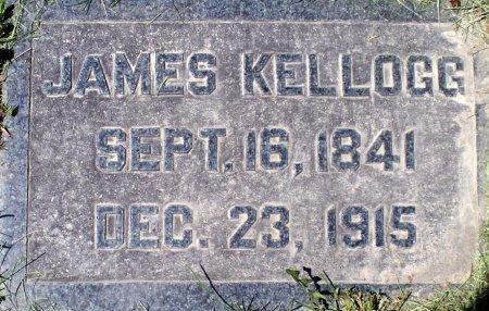 KELLOGG, JAMES - Adair County, Missouri | JAMES KELLOGG - Missouri Gravestone Photos
