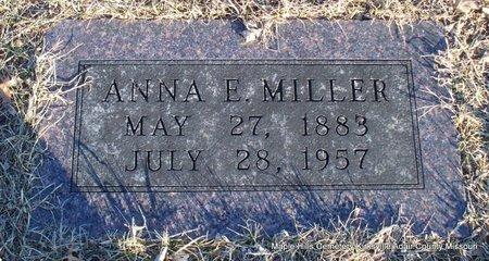 MILLER, ANNA - Adair County, Missouri   ANNA MILLER - Missouri Gravestone Photos
