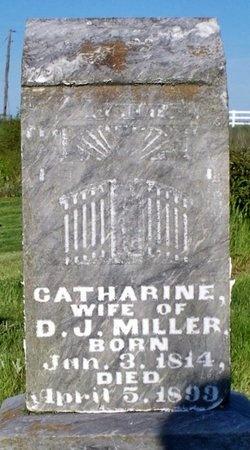 MILLER, CATHARINE - Adair County, Missouri   CATHARINE MILLER - Missouri Gravestone Photos