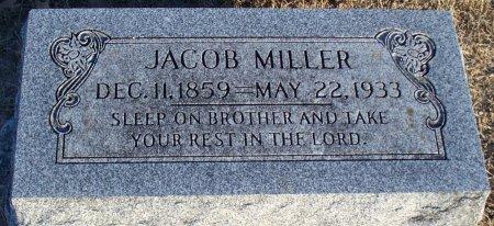 MILLER, JACOB - Adair County, Missouri | JACOB MILLER - Missouri Gravestone Photos