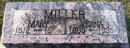 MILLER, VERNA VIVIAN - Adair County, Missouri | VERNA VIVIAN MILLER - Missouri Gravestone Photos