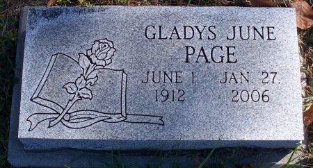 WALTERS CHRISTMAN, GLADYS JUNE - Adair County, Missouri | GLADYS JUNE WALTERS CHRISTMAN - Missouri Gravestone Photos