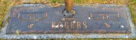 ROGERS, LEON LESTER - Adair County, Missouri | LEON LESTER ROGERS - Missouri Gravestone Photos