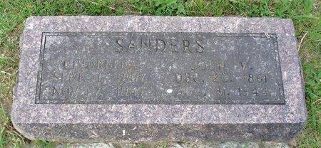 SANDERS, JOHN W - Adair County, Missouri | JOHN W SANDERS - Missouri Gravestone Photos