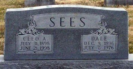 SEES, CLEO ANN - Adair County, Missouri   CLEO ANN SEES - Missouri Gravestone Photos