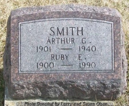 SMITH, RUBY EDITH - Adair County, Missouri | RUBY EDITH SMITH - Missouri Gravestone Photos
