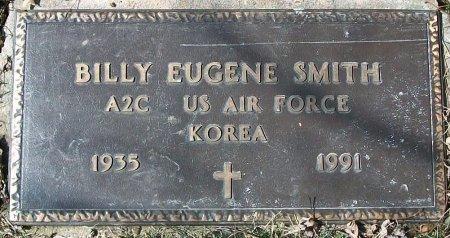 SMITH, BILLIE EUGENE (VETERAN KOREA) - Adair County, Missouri   BILLIE EUGENE (VETERAN KOREA) SMITH - Missouri Gravestone Photos