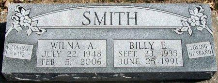 SMITH, BILLY EUGENE - Adair County, Missouri | BILLY EUGENE SMITH - Missouri Gravestone Photos