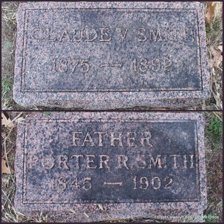 SMITH, PORTER RUBY - Adair County, Missouri | PORTER RUBY SMITH - Missouri Gravestone Photos