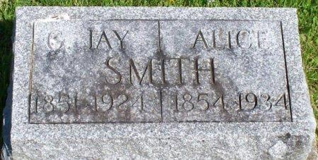 SMITH, CHARLES JAY - Adair County, Missouri | CHARLES JAY SMITH - Missouri Gravestone Photos