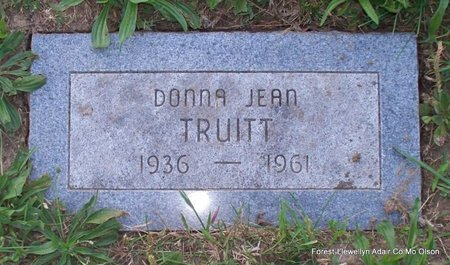 SMITH, DONNA JEAN - Adair County, Missouri | DONNA JEAN SMITH - Missouri Gravestone Photos