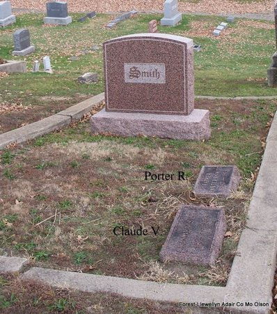 SMITH, FAMILY PLOT (OVERVIEW) - Adair County, Missouri | FAMILY PLOT (OVERVIEW) SMITH - Missouri Gravestone Photos