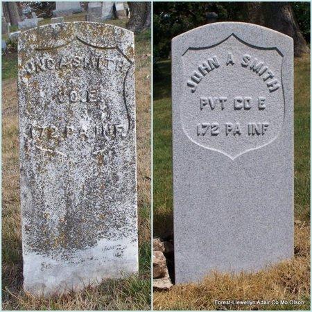 SMITH, JOHN A (VETERAN UNION) - Adair County, Missouri | JOHN A (VETERAN UNION) SMITH - Missouri Gravestone Photos