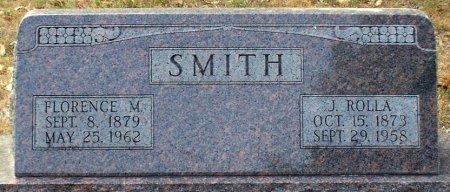 SMITH, FLORENCE M - Adair County, Missouri   FLORENCE M SMITH - Missouri Gravestone Photos