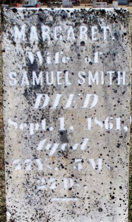 SMITH, MARGARET - Adair County, Missouri | MARGARET SMITH - Missouri Gravestone Photos