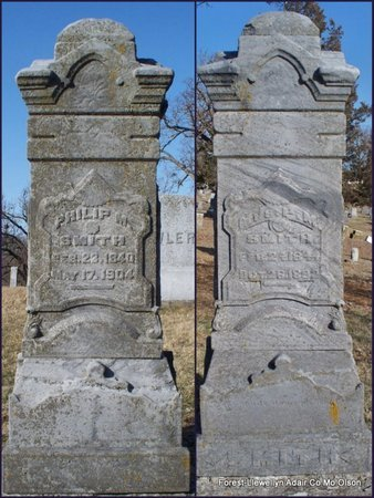 SMITH, MARY A - Adair County, Missouri | MARY A SMITH - Missouri Gravestone Photos