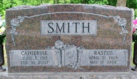 SMITH, RASTUS - Adair County, Missouri | RASTUS SMITH - Missouri Gravestone Photos