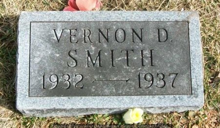 SMITH, VERNON D. - Adair County, Missouri | VERNON D. SMITH - Missouri Gravestone Photos