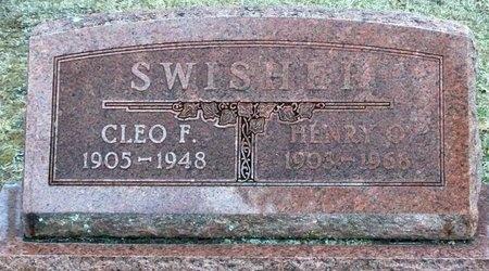 SWISHER, HENRY O. - Adair County, Missouri | HENRY O. SWISHER - Missouri Gravestone Photos